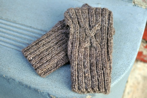 Matt's old mitts
