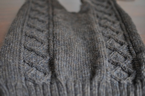 Dashing jumper, front