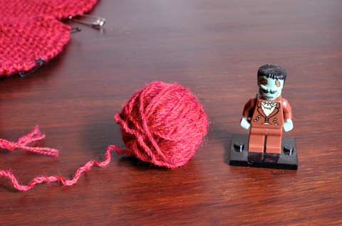 frankenstein, meet yarn