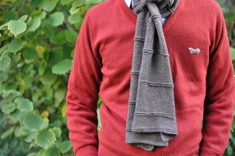 matt's scarf