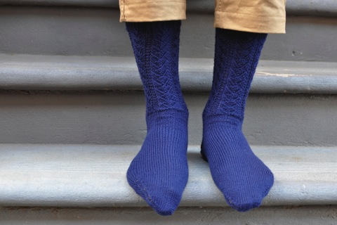 Herringbone socks, with feet.jpg